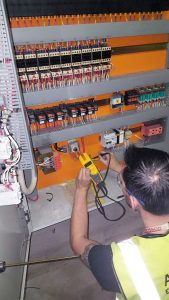 Commercial Electrical inspection