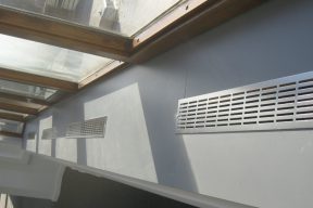 Heating and Ventilation installation