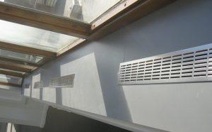 Heating and Ventilation installation